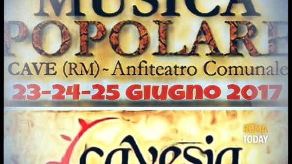 Cavesja - Festival di Musica Popolare