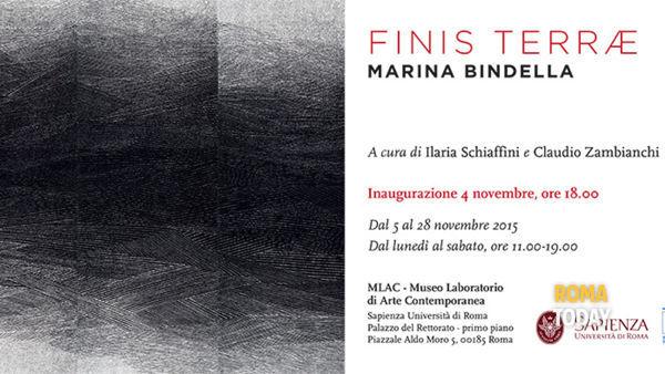 Marina Bindella - Finis Terrae