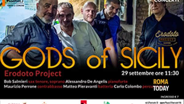 Erodoto Project, Gods of Sicily