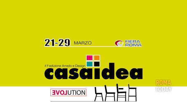 Casaidea 2015, il design alla Nuova Fiera di Roma