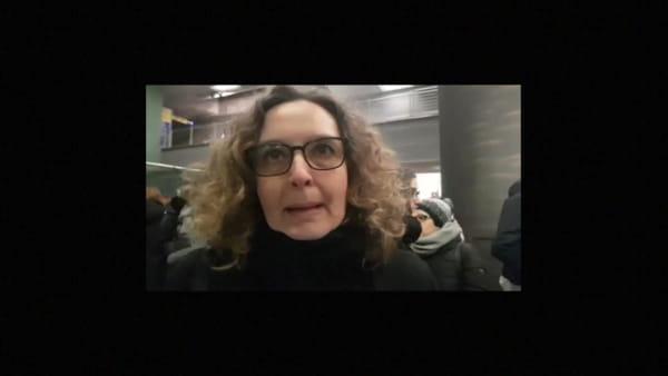 """Baldassare a Tiburtina per il piano freddo: """"Decreto sicurezza? Anche il Governo faccia la sua parte"""""""
