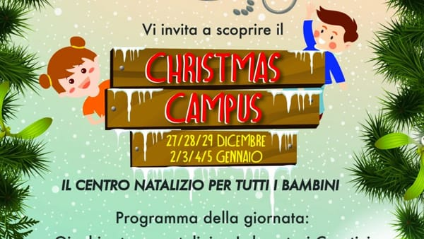 Christmas Campus a Romaest