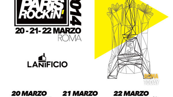 Paris Rockin' Festival: il 21 marzo Agoria live al Lanificio 159