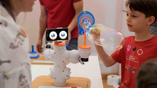 Kidsbit, bambini e ragazzi progettano il futuro a Industrie Fluviali