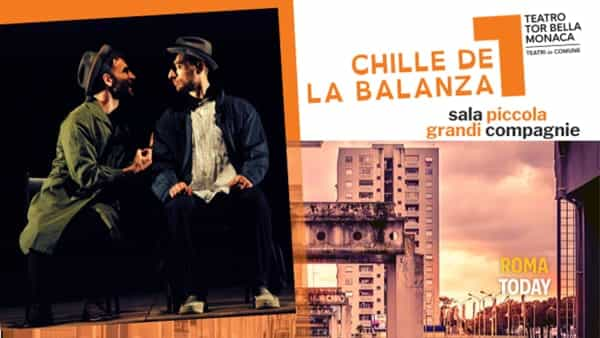 Dialoghi di profughi, lo spettacolo al Teatro Tor Bella Monaca