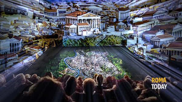 Welcome To Rome: spettacolo interattivo dedicato a Roma