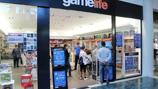 Black Friday da Gamelife a Euroma2