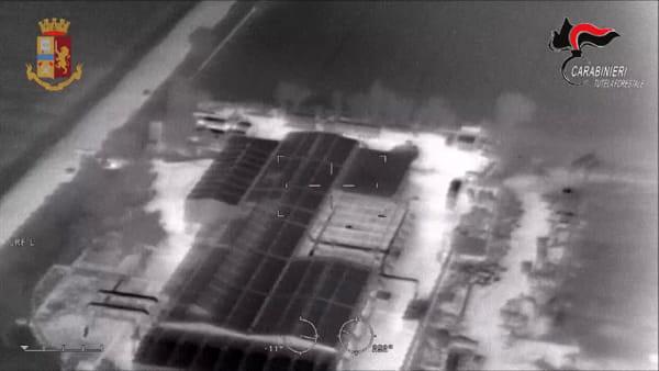 VIDEO | Operazione Smokin' Fields, rifiuti speciali nelle discariche abusive. Le immagini