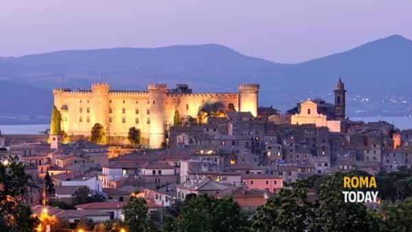 Emozione verticale 2.0 al Castello Odescalchi di Bracciano