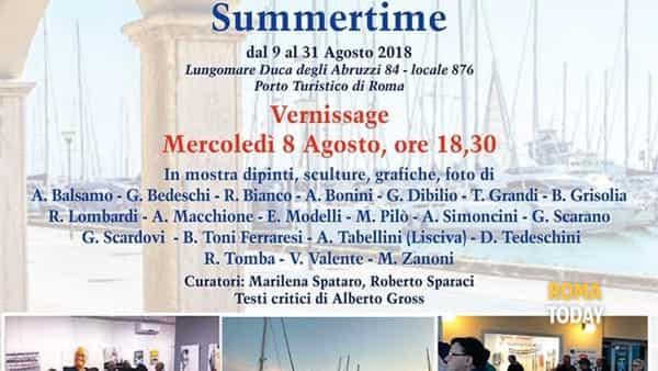 Logos Contemporary Art Summertime