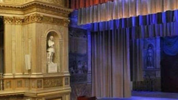 Giro di vite al Teatro di Villa Torlonia