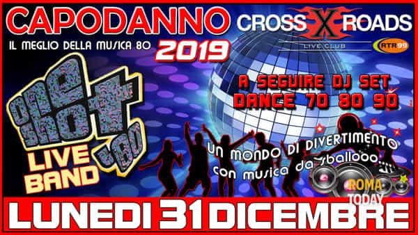 Capodanno al CrossRoads Live Club