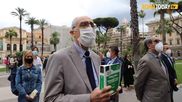 Fase 2, la Giustizia resta al palo: gli avvocati di Roma restituiscono i loro codici in Cassazione