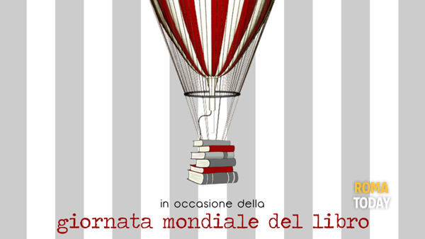 Mercoledì 23 aprile, Giornata mondiale del libro: a Roma distribuzione gratuita di 2mila volumi