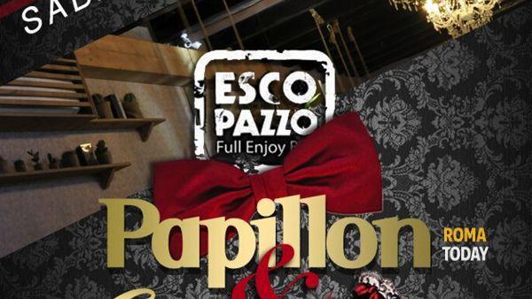 Papillon & Giarrettiere Night all'Esco Pazzo