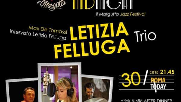 Letizia Felluga | 'round midnight @il Margutta jazz festival