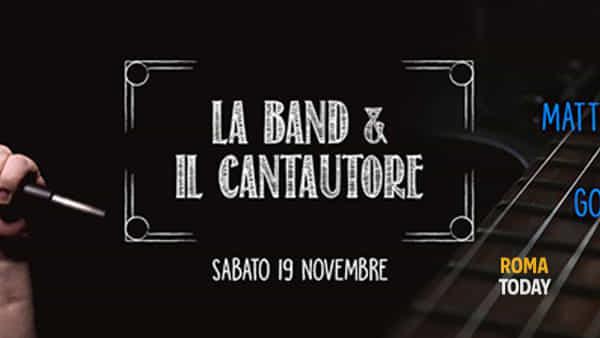 La Band & Il Cantautore: Matteo Pace + Govinda live@Fauno3.0