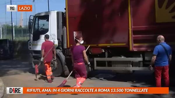 Tg Roma e Lazio, le notizie del 12 luglio 2019