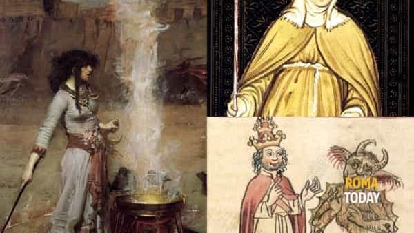 Stregoneria e occulto a Roma