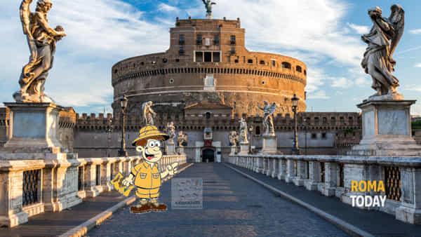 Alla Scoperta di Castel Sant'Angelo. Visita Guidata e Attività Didattica al Museo