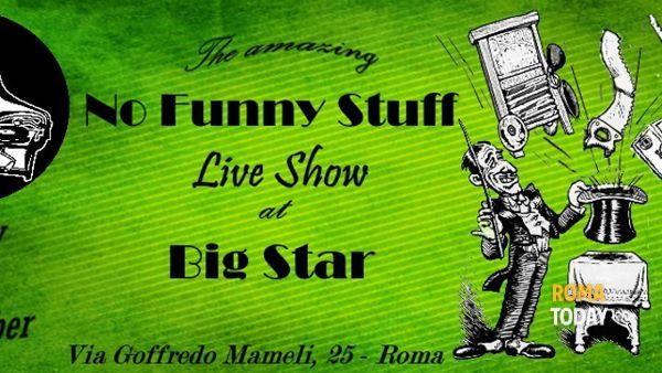 No Funny Stuff live @ Big Star