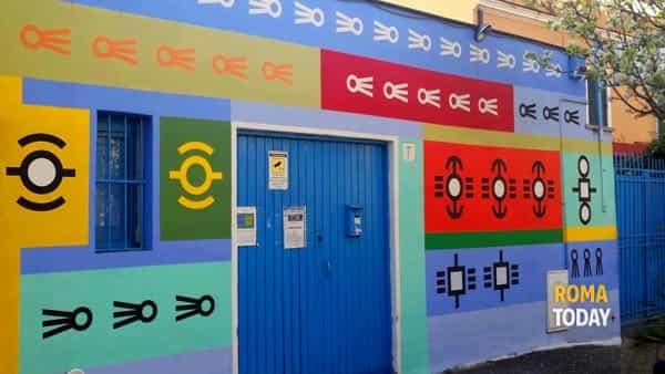 Street Art al Quadraro e Galleria Spazio Y