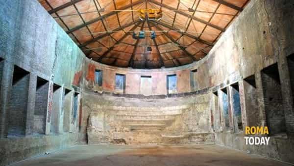 Rione Esquilino: l'auditorium di Mecenate e il circolo augusteo