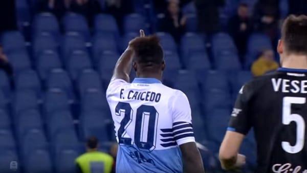 VIDEO | Lazio-Empoli 1-0: decide Caicedo, gli highlights