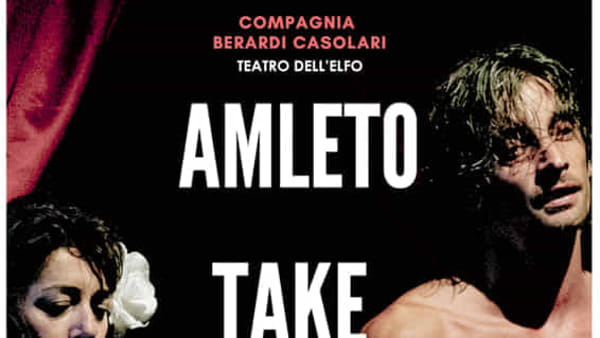 """Amleto take away"" al Teatro Biblioteca Quarticciolo"