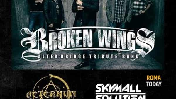 Broken Wings live at Kill Joy