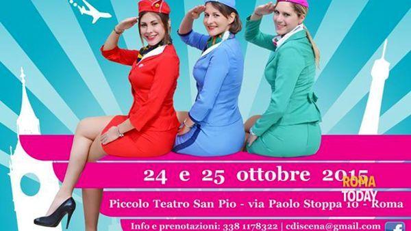 Un Grazioso Via Vai al Piccolo Teatro San Pio