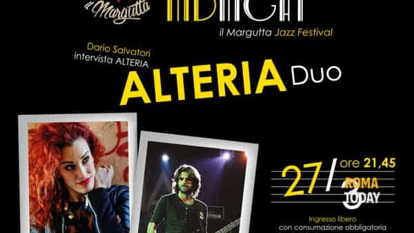 Alteria | 'Round Midnight @Il Margutta jazz festival