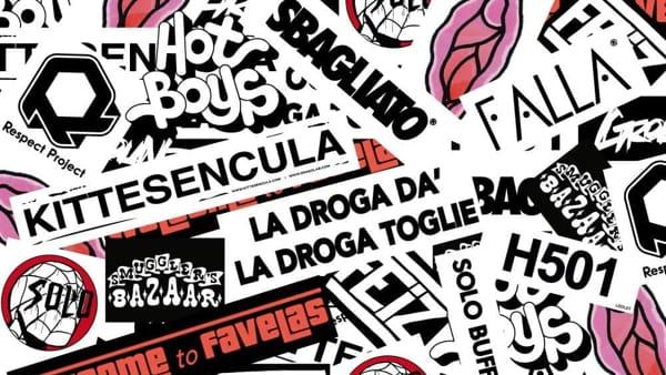 Il Festival di Stickers sbarca a Roma