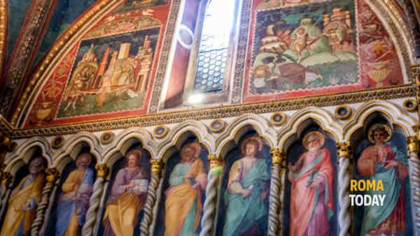 Scala Santa, Sancta Sanctorum e i sotterranei