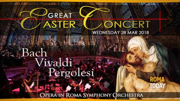Gran Concerto di Pasqua - Bach, Vivaldi e Pergolesi