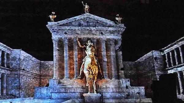Viaggi nell'Antica Roma, a cura di Piero Angela e Paco Lanciano