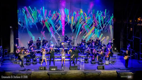 Bohemian Symphony, The Queen Orchestra a Villa Ada