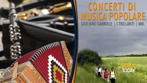 Concerti di Musica Popolare