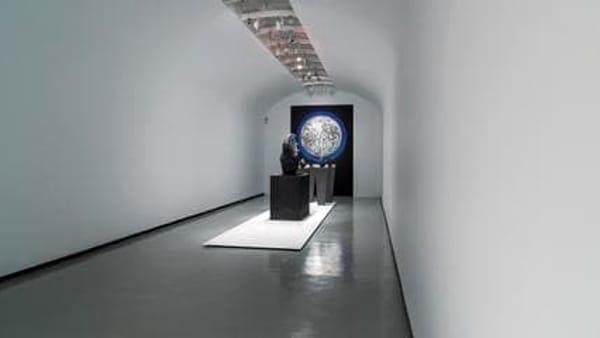 Bizhan Bassiri - Specchio Solare al Museo Carlo Bilotti