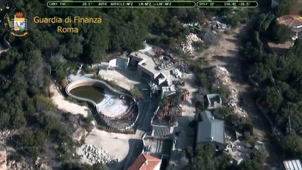 Sequestrata Villà Renè, la villa di pregio dell'imprenditore Danilo Coppola