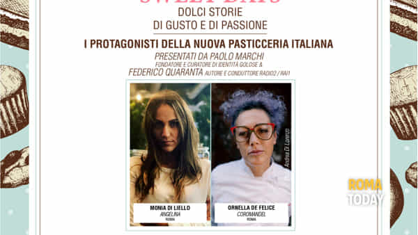 Gli Sweet Days di Coincasa a Roma con Federico Quaranta