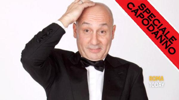 Maurizio Battista, speciale Capodanno all'Auditorium Conciliazione