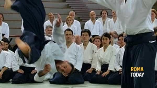 a ostia di scena l'aikido-3