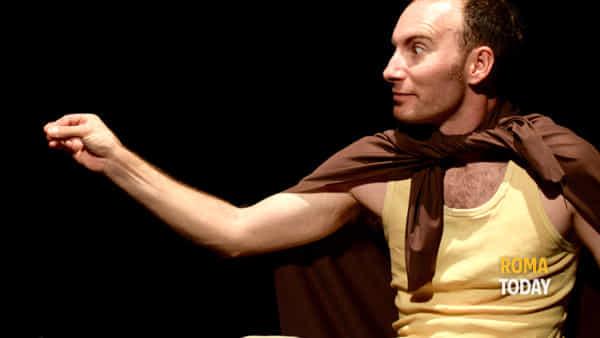 L'angelo della valigia al Teatro Porta Portese