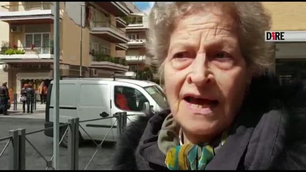 VIDEO | Appartamento esploso a Cornelia, il racconto di una testimone