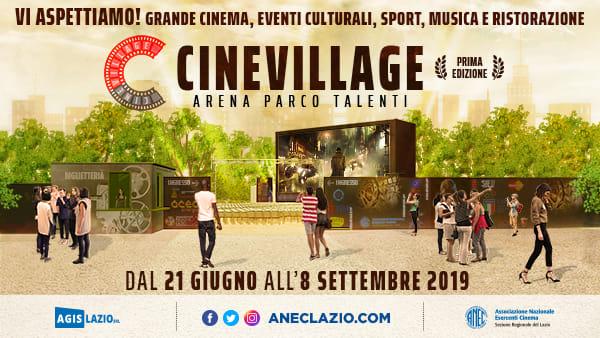 Cine Village, Arena Parco Talenti