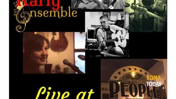 Karly Ensemble live at People bistrot