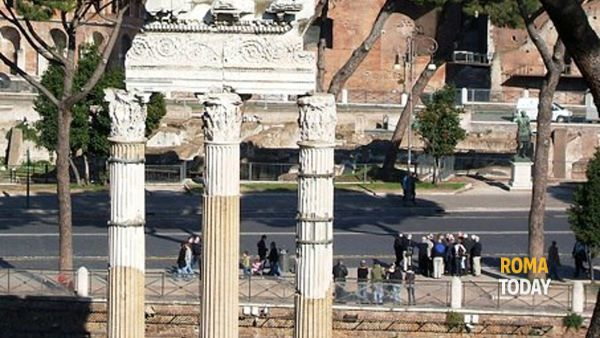 Dalla dittatura di Cesare al principato di Augusto, visita guidata 29 agosto 2014