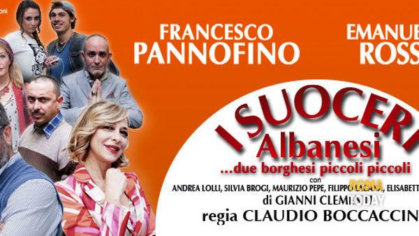 Capodanno al Sala Umberto con Francesco Pannofino ed Emanuela Rossi
