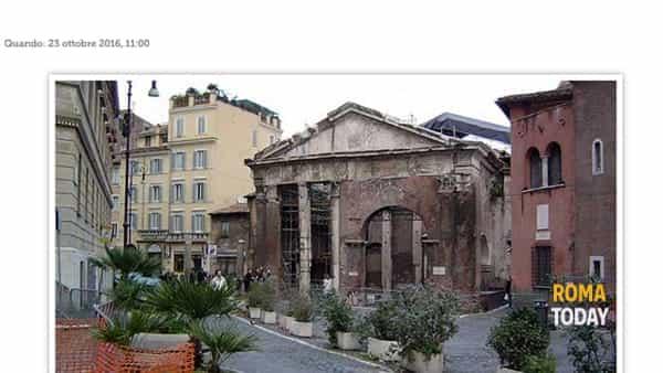 Visita per bambini al Ghetto di Roma